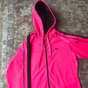 Women's Fila Athletic Jacket